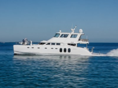 Powerplay 63 Superb entertaining with incredible accommodation