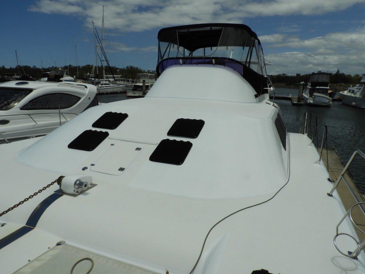 Schionning Powercat 43 Passagemaker