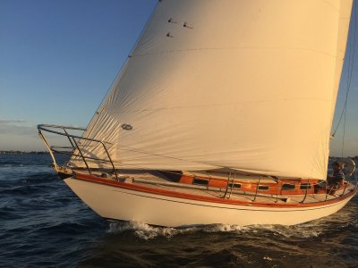 Miller And Whitworth Classic Timber Yacht