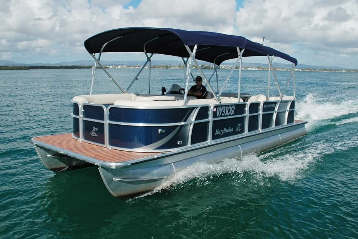 New Misty Harbor Biscayne Bay 2585CU