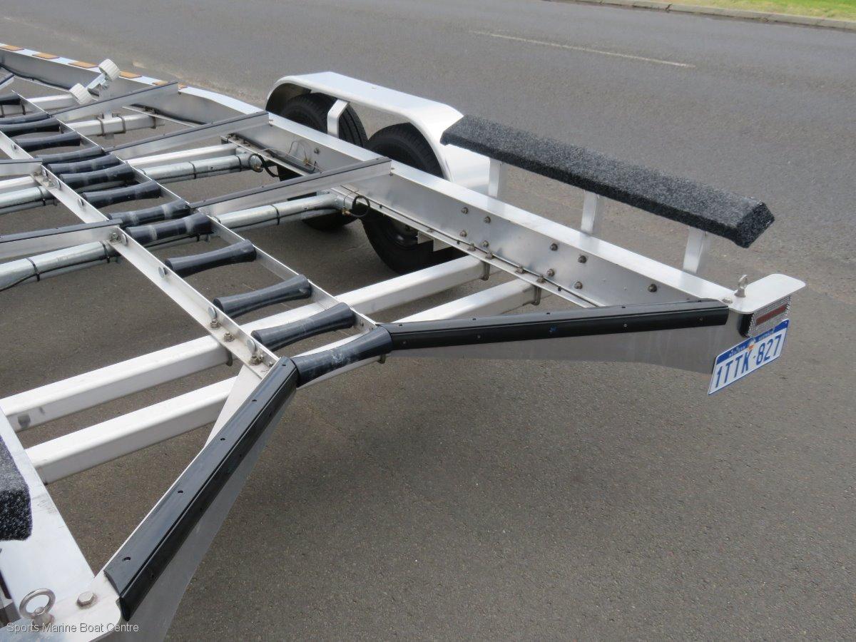 Aluminium trailers