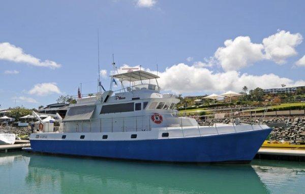 Randell 58 Flybridge Motor Cruiser