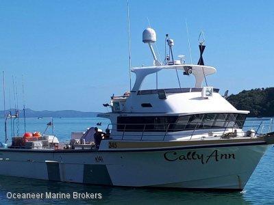Westcoaster 65 Twin Screw Fishing Vessel