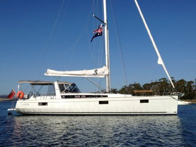 "Beneteau Oceanis 48 ""Give & Take"""