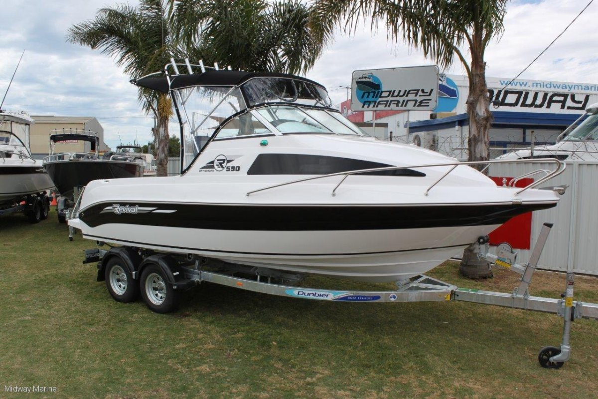 New Revival 590 Offshore