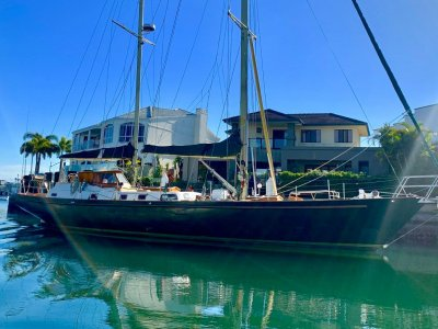 Beaufort 18 Ketch Travel the World- Click for more info...