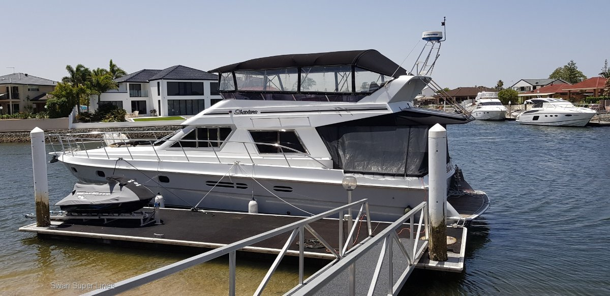 Vitech 60 Motor Yacht FLY BRIDGE