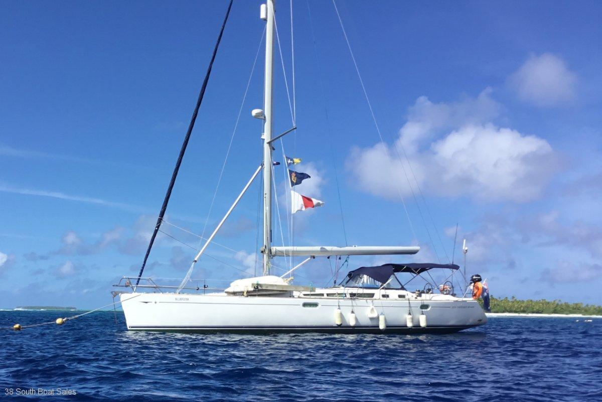 Jeanneau Sun Odyssey 49 Sailing Boats Boats Online For Sale