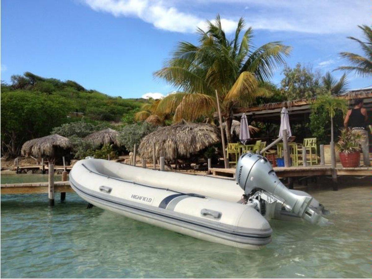 Highfield Classic 290 Aluminium Hull Inflatable