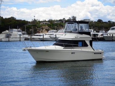 Mariner 2800 Flybridge GREAT BOAT READY FOR SUMMER ! PRICED TO SELL !
