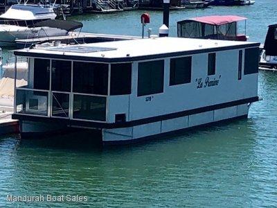 Custom Genisis Houseboat
