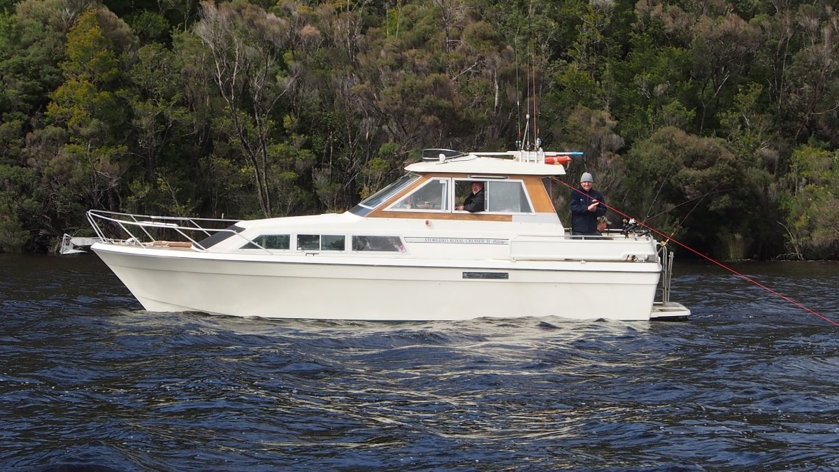 Storebro Royal Cruiser 31 Biscay Family Cruiser/Fishing