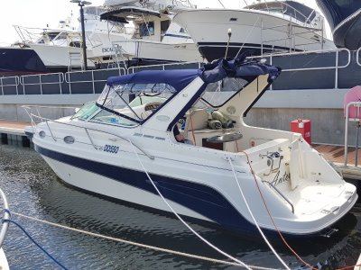 Venom 2800 Sports Cruiser BUILT FOR W. A. CONDITIONS AND SUMMER READY !!