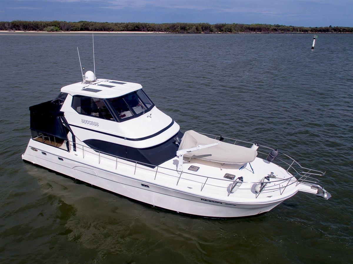 Kingfisher Kingfisher 56 Aft Cabin Power Boats Boats