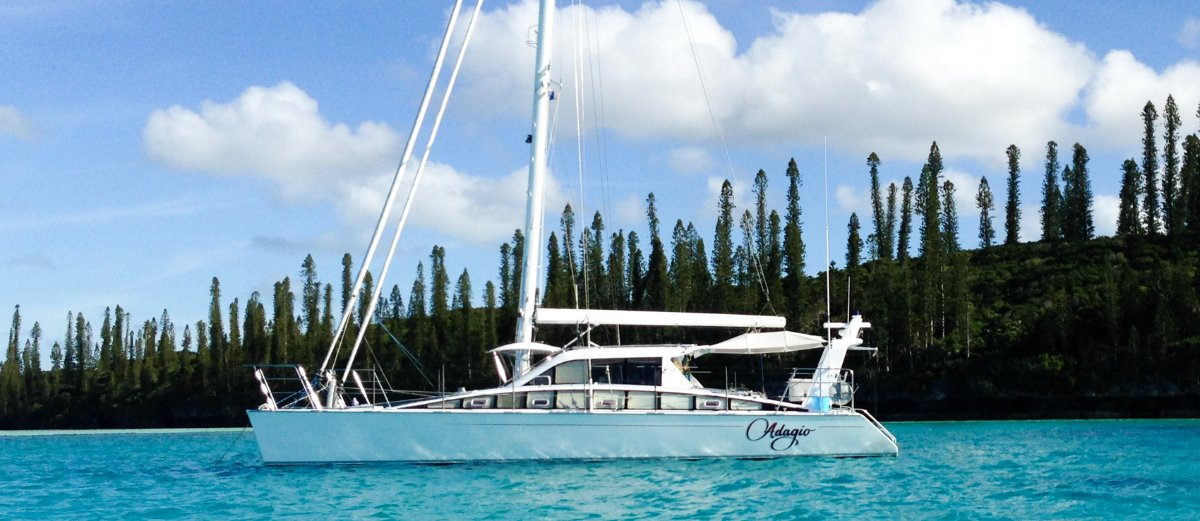 Morrelli And Melvin Offshore Cruising Catamaran HUGE PRICE REDUCTION MUST SELL