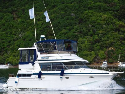 Carver 43, Planing