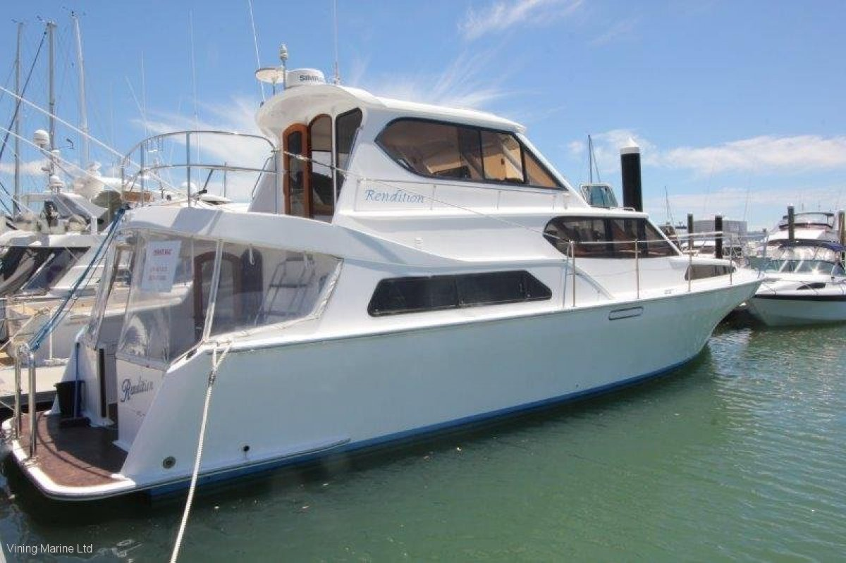 Owen Woolley Pilothouse Launch