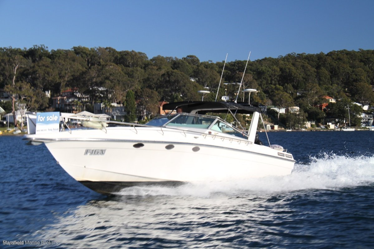 Scarab 34 High Performance Sports cruiser MUST BE SOLD!:Sistership pic