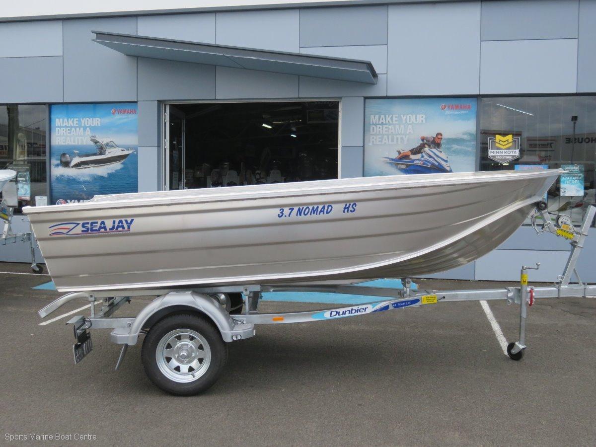 Sea Jay 3.70 Nomad HS
