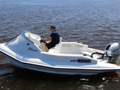Mac Boats 420 Cuddy Cabin