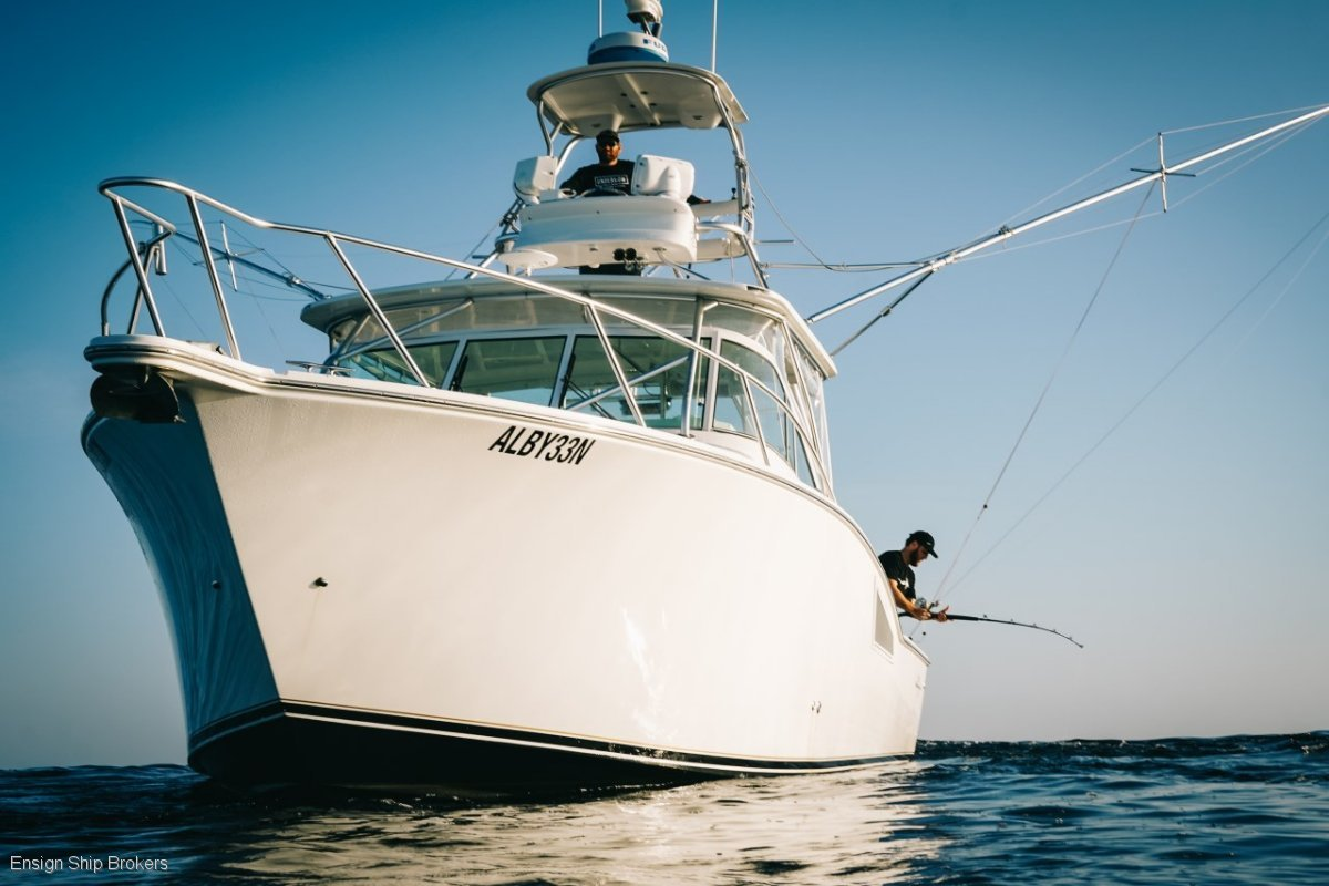 Albemarle 330 XF Offshore