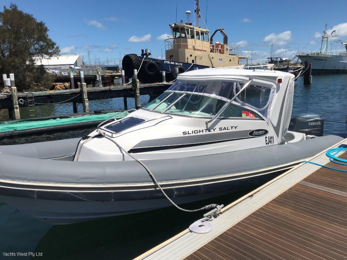 Aquapro Raider : Always Fancied a RIB? Take a Look at This!!