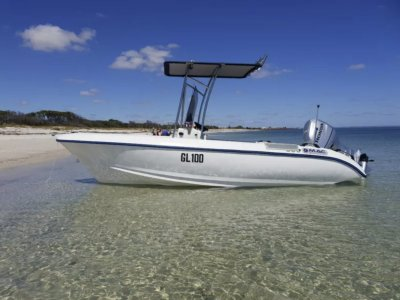 Mac Boats 600 Centre Console MAC Poly Boats 600 C/C Direct from N. Z.