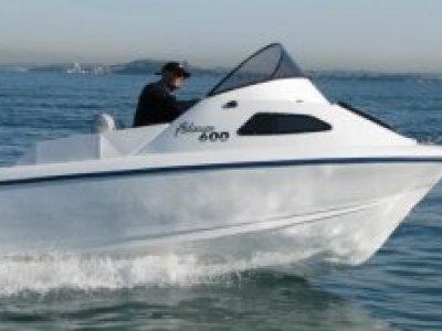 Mac Boats 570 Fisherman