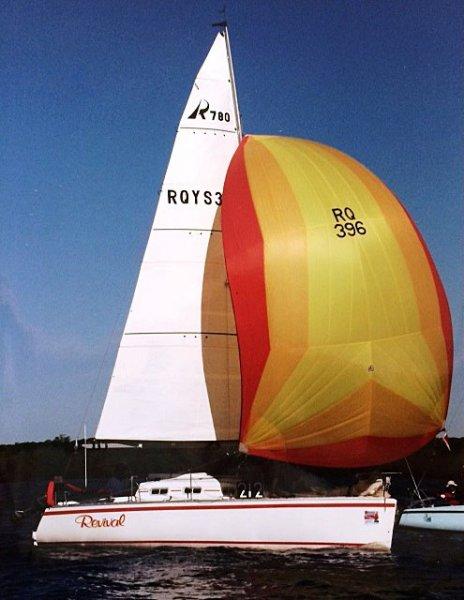 Ross 780 Mark 111:Race start
