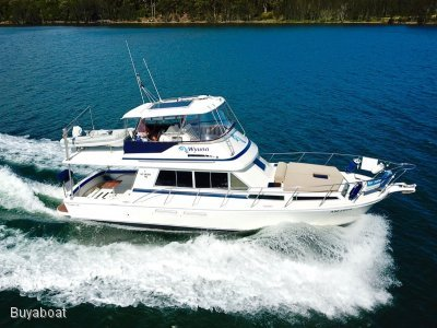Steber 41 Extensive refit including new engines/gearbox