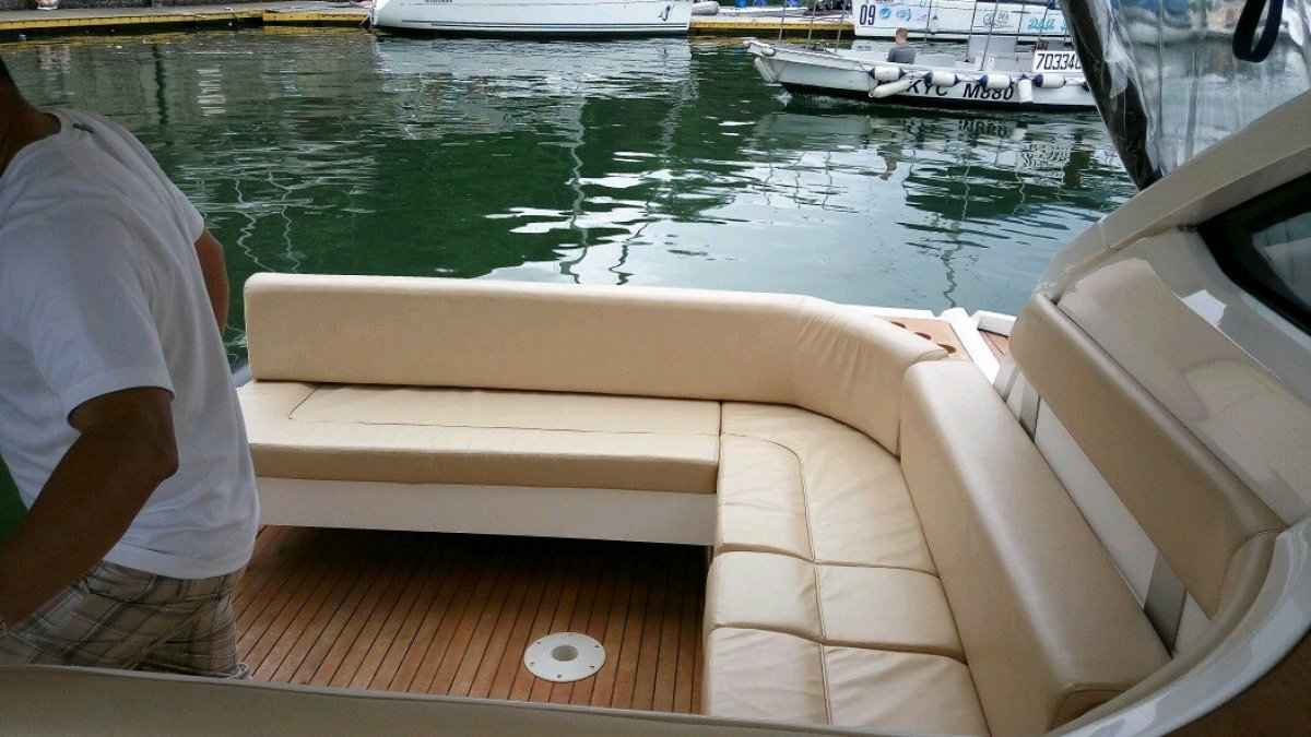 Fairline Targa 38 in very good condition