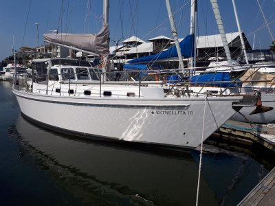 Custom 40' Centre Cockpit Cruising Cutter