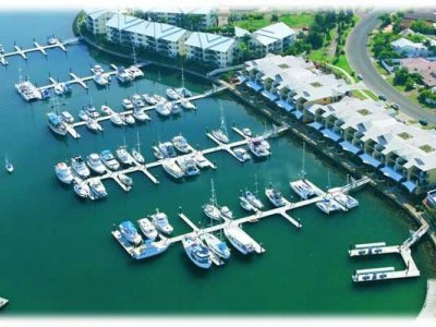 MARINA BERTH FOR SALE - 15M RABY BAY MARINA B06