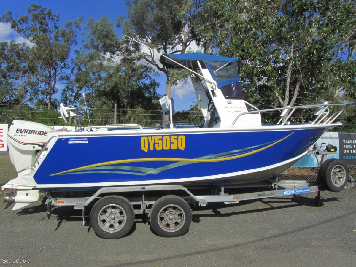 Offshore Marine Master Reef Master 550 CF