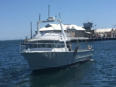 Westcoaster 50' CRAY/WETLINER FISHING VESSEL / PLEASURE