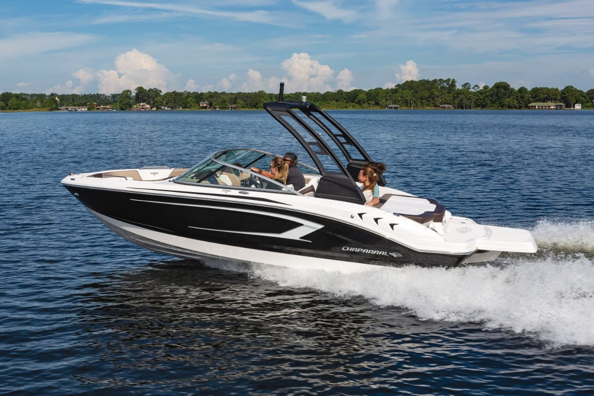 New Chaparral 19 H2O Sport - STOCK BOAT!:Sample photo only- not actual boat