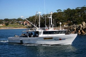 20m Tuna Boat