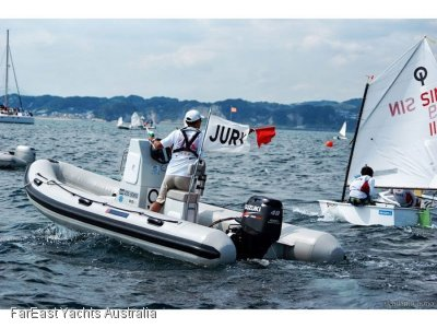 FarEast 480 RIB - stock special reduced to $12,950