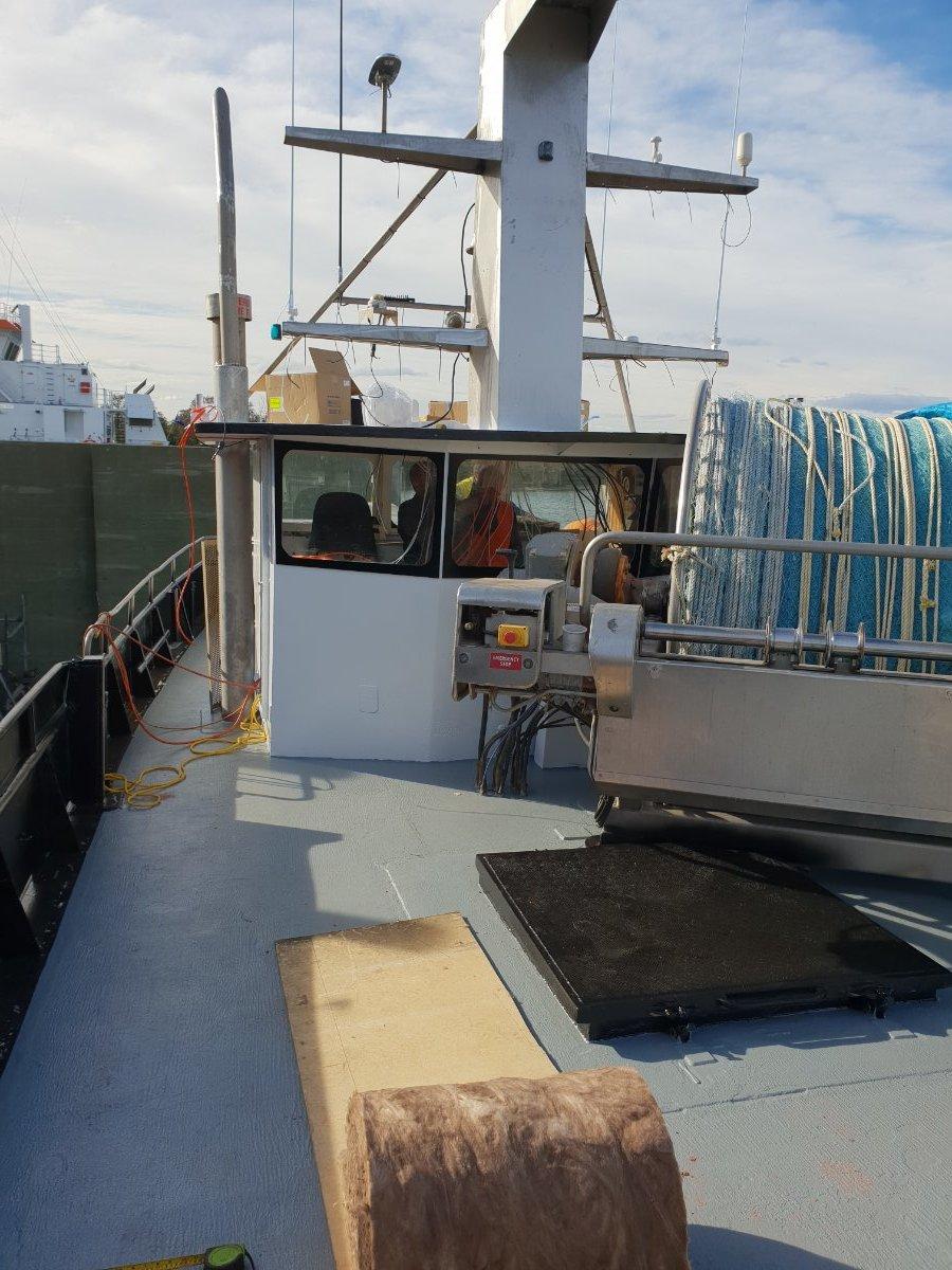 Shark Fishing Boat: Commercial Vessel   Boats Online for ...