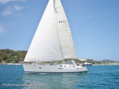 Beneteau Oceanis 473 Commodore Edition