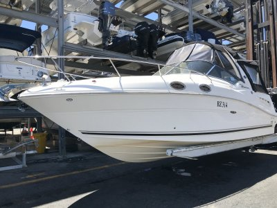Sea Ray 270 Sundancer MINT CONDITION