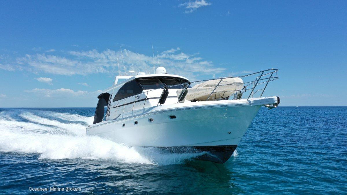 Global Marine Custom Bluewater Cruiser - PRESENT ALL OFFERS