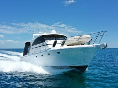 Global Marine Custom Bluewater Cruiser