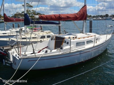 Ranger 26 Keel Yacht