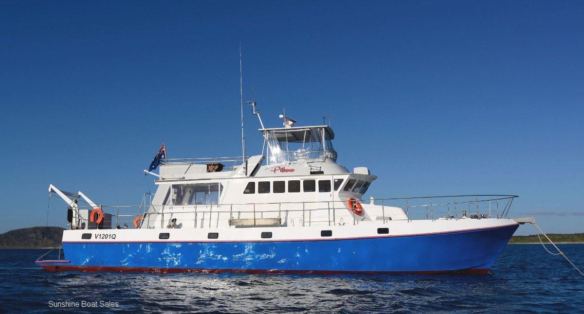 Randell 58 Motor Yacht