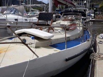 Alan Payne Koonya 42ft Steel Yacht Great Liveaboard
