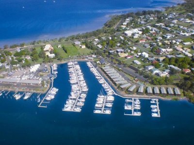 11 m berth sublease for sale Tin Can Bay Marina