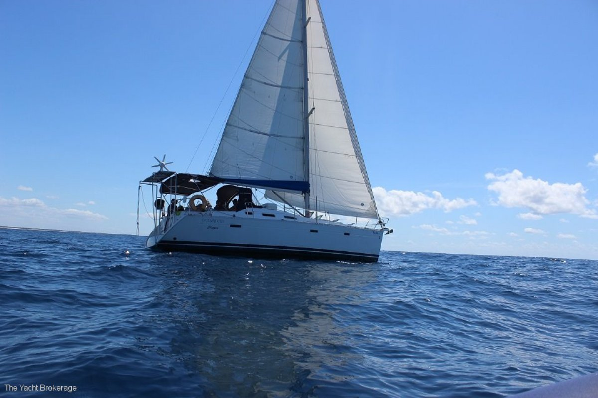 Beneteau Oceanis Clipper 393 Sailing Boats Boats Online For Sale