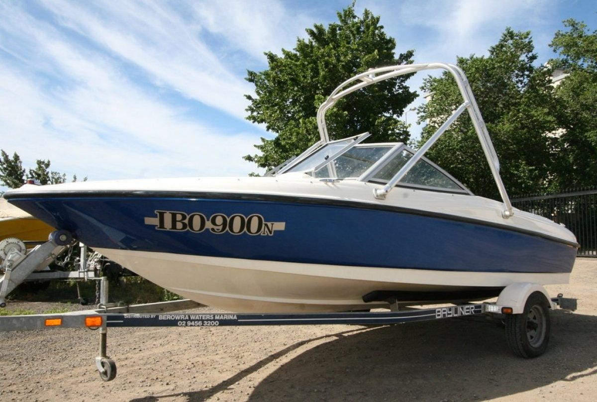 Used Bayliner 175 Bowrider for Sale | Boats For Sale | Yachthub