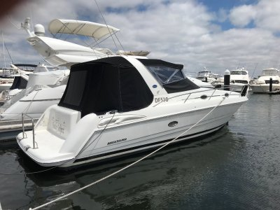 """Mustang 3800 Sportcruiser """"Fully Serviced and Antifouled for SUMMER"""""""